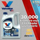 Valvoline Synpower Mst C3 5w30 Partiküllü Dpfli Tam Sentetik Motor Yağı 4 Litre UP1531344 VALVOLINE