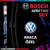 Vw Golf 7 Ön Arka Silecek Takımı 2013-2017 Bosch Aerotwin - Rear UP1539347 BOSCH