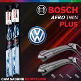 Vw Polo Ön Arka Silecek Takımı 2009-2017 Bosch Aerotwin Plus-rear UP1539350 BOSCH