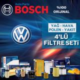 Vw Caddy 1.9 Tdi Bosch Filtre Bakım Seti 2004-2005 UP560419 BOSCH